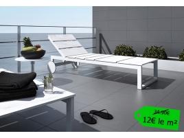 Carrelage terrasse exterieur gris rectangle 30x60
