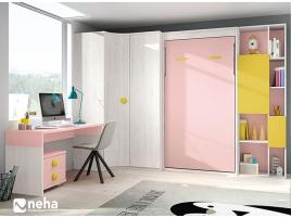 lit armoire enfant