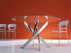 Table ronde Design italien