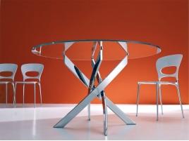 Table ronde Design italien