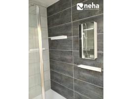 Réalisation petite salle de bain