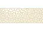 Faience beige nid d'abeille 90x31.6cm