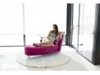 Fauteuil méridienne chaise longue Pauline marque FAMA