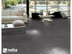 Carrelage sol gris anthracite modèle Stella