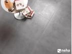 Carrelage sol gris foncé semi poli brillant modèle Stella