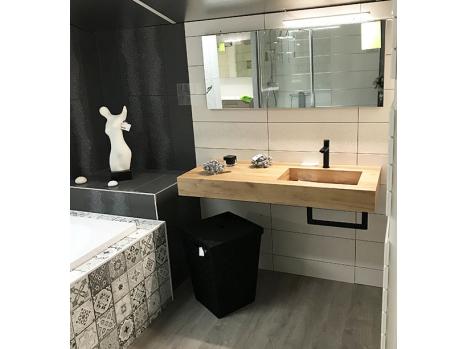 Meuble plan salle de bain