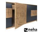 Porte en bois collection mélange moderne bois