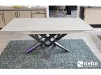 Table rectangulaire en céramique