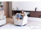 Grand fauteuil confortable de qualité modèle Nadia FAMA