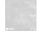 Carrelage effet béton poli brillant gris clair