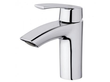 Mitigeur lavabo chromé mousseur oscillant