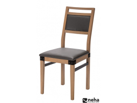 Chaise salle a manger style industriel