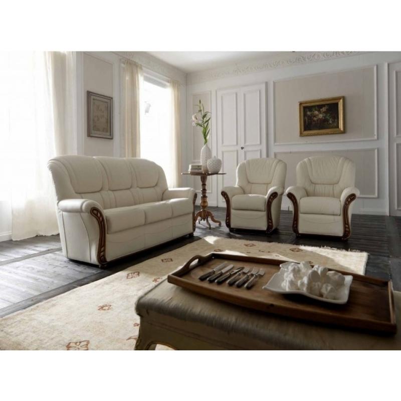 canap cuir haut de dossier neha. Black Bedroom Furniture Sets. Home Design Ideas