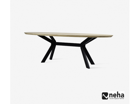 Table Albert Ellipse