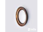 Miroir rond vintage