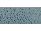 Faience bleu 50x20cm