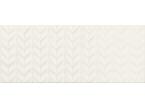Faience et décor blanche 50x20cm