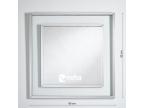 Miroir avec encadrement