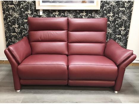 Canapé en cuir Polipol