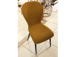 Chaise salle à manger jaune