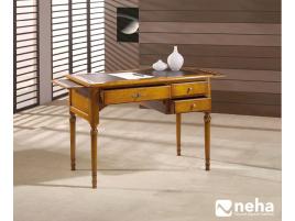 Bureau merisier style Louis Philippe