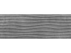 Faïence grise texturée