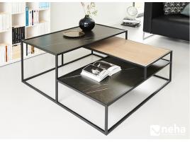 Table basse 3 niveaux