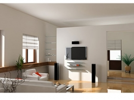 pose de plafonds tendu chaud ou froid en normandie avec eclairage neha. Black Bedroom Furniture Sets. Home Design Ideas