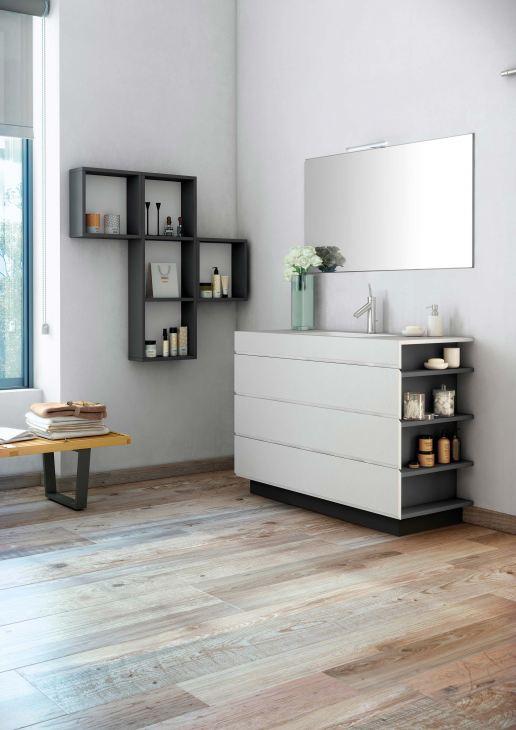meuble de salle de bain personnalisable