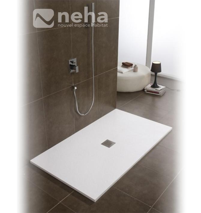 receveur de douche sur mesure