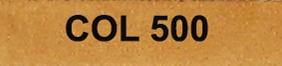 Couleur 500 marron tres clair