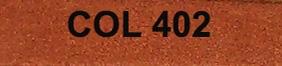 Couleur 402 marron fonce