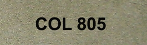 Couleur 805 vert