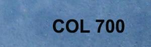 Couleur 700 bleu