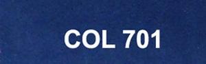 Couleur 701 bleu