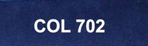 Couleur 702 bleu