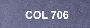 Couleur 706 bleu indigo